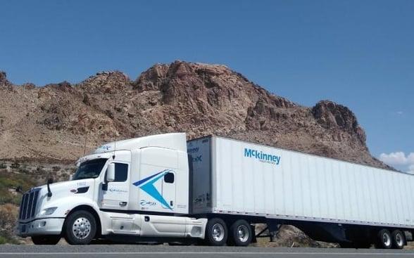 Mckinney trailer