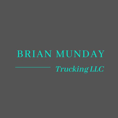 Munday Trucking Logo