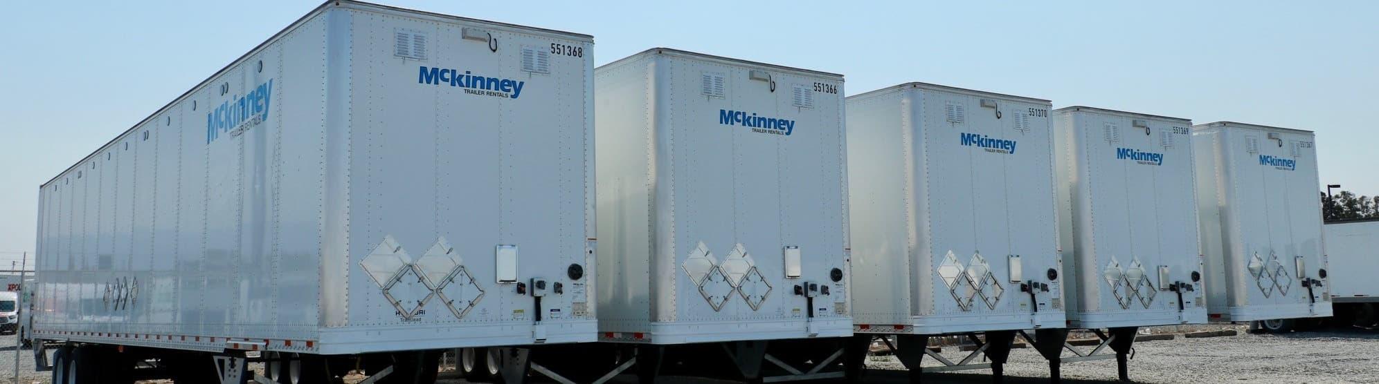 Mckinney Trailers