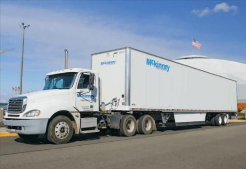 Mckinney semi-trailer